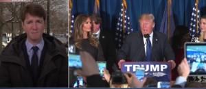 Primaires américaines : le New Hampshire plébiscite Trump et Sanders