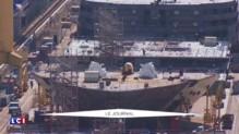 Saint-Nazaire: trois nouvelles commandes de paquebots pour les chantiers STX