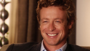 Interview de Simon Baker dans Mentalist - Un acteur sexy et attachant