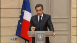 Sarkozy veut mettre la bonne gestion dans la constitution