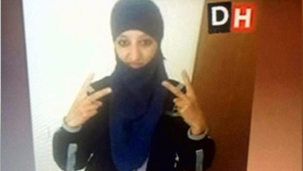 Hasna Ait Boulahcen, décédée dans l'assaut de Saint-Denis, a été inhumée à Tremblay-en-France, en Seine-Saint-Denis, le 15/03/2016