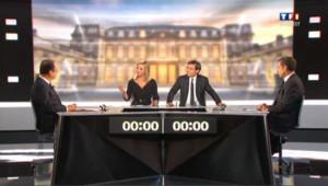 Hollande/Sarkozy : leur état d'esprit en préambule du débat