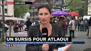 """Rassemblement pour Serge Atlaoui : """"On tient debout"""" déclare sa soeur"""