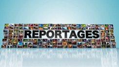 Reportages - Logo