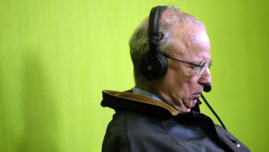 Thierry Roland en 2004.