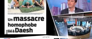 Tuerie à Orlando : les homosexuels visés, peu de médias ont caractérisé le massacre