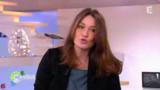 "Carla Bruni-Sarkozy sur son mari : ""j'ai peur qu'il meure"" de fatigue"