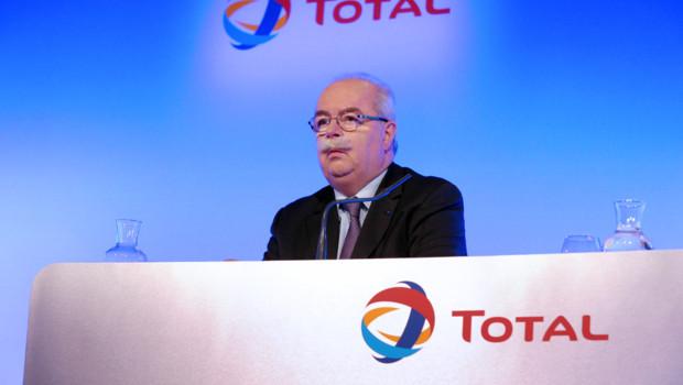 Christophe de Margerie, en 2013