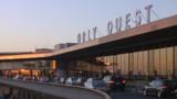 L'aéroport parisien d'Orly.