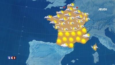 La météo du 27 mai : des températures en hausse