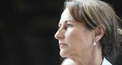 La ministre de l'Ecologie, Ségolène Royal en juin 2015