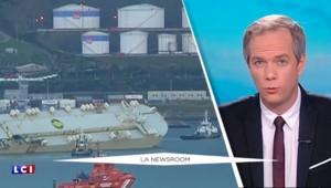 """Le """"Modern Express"""", le cargo à la dérive est arrivé à bon port en Espagne"""
