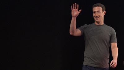 Mark Zuckerberg, le PDG de Facebook, à Barcelone le 4 mars 2015.