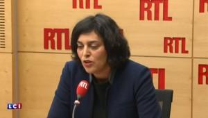 """Myriam El Khomri tacle Martine Aubry : """"Je n'ai de leçons à recevoir de personne"""""""