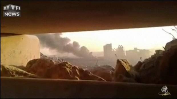 Syrie : les combats continuent dans le sud d'Alep