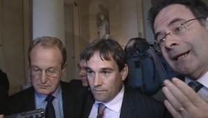 """Trois députés """"frondeurs"""" opposés à la carte judicaire"""