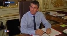 """Vote de confiance : Valls veut adresser """"un message de confiance et de clarté"""""""