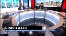 """Crash de l'A320 : """"Il n'y a pas de solution idéale"""", affirme le président du comité de veille de la sécurité aérienne"""