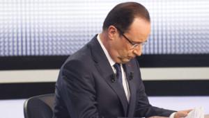 François Hollande sur France 2