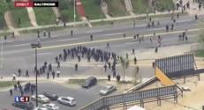 Mort de Freddie Gray : nouveaux heurts entre policiers et jeunes à Baltimore