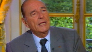 TF1/LCI : Jacques Chirac lundi soir au 20 heures de France 2