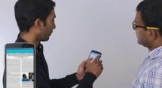 """Déverrouiller votre smartphone grâce à votre oreille, c'est possible grâce à """"Bodyprint"""""""