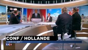 Le chômage peu abordé pendant la conférence de presse : la faute de Hollande ?