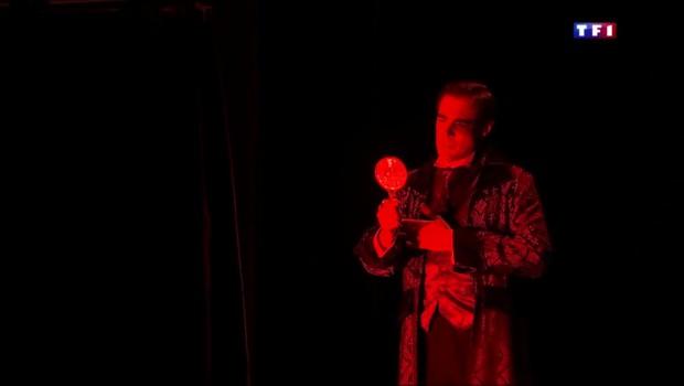 """""""Le portrait de Dorian Gray"""" sourit au théâtre"""