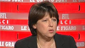 Martine Aubry au Grand Jury RTL/LCI/Le Figaro (2 novembre 2008)