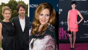 Natalia Vodianova, Drew Barrymore et Anne Hattaway : les deux premières seront bientôt de nouveau mamans. La troisième a démenti toute grossesse.
