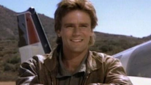Richard Dean Anderson dans MacGyver