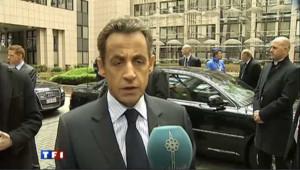 """Sarkozy : la France """"est prête"""" à aider le Japon"""