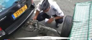 Sécurité renforcée sur les routes de France pendant les vacances