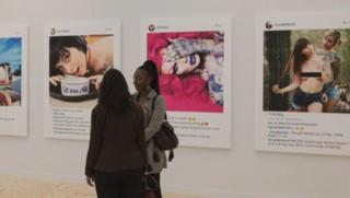 Un artiste expose des photos publiées sur Instagram et les revend 100.000 dollars