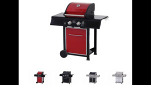 Voici quelques-uns des barbecues rappelés par Carrefour.
