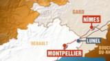 Aucun train entre Nîmes et Montpellier