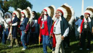 Des indiens d'Amérique (archives).