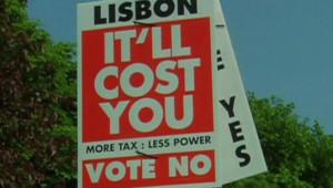irlande réferendum traité lisbonne non