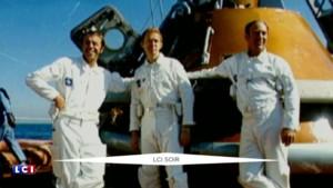 Mort d'Edgar Mitchell : retour sur le parcours du sixième homme à marcher sur la Lune