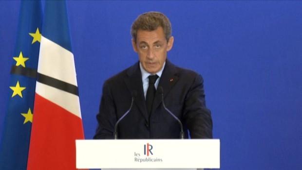 """Saint-Etienne-du-Rouvray : """"Nous devons être impitoyables"""" déclare Nicolas Sarkozy"""