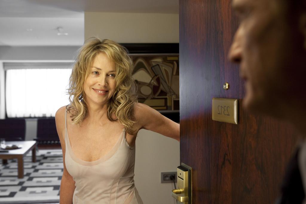 Sharon Stone dans le film Largo Winch 2 de Jérôme Salle