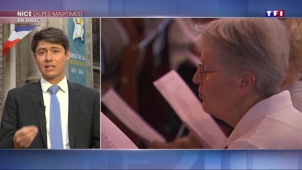 Attentat de Nice : une cérémonie inter-religieuse pour rendre hommage aux victimes