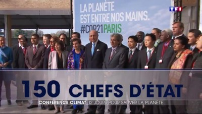 Ce sera la plus grande conférence sur le climat jamais organisée : la COP21 en chiffres