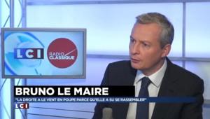 Départementales : les trois leçons que Bruno Le Maire tire de ce 1er tour