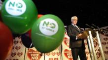 """Ecosse : Alistair Darling, chef de file de la campagne pour le """"non"""" à l'indépendance"""