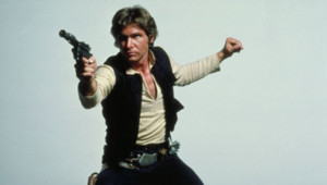 Harrison Ford Han Solo Star Wars Guerre des Etoiles
