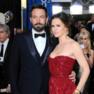 Jennifer Garner et Ben Affleck aux Golden Globes 2013