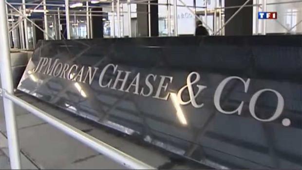 JP Morgan Chase.