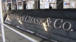 JP Morgan Chase.