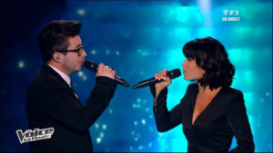 Olympe et Jenifer